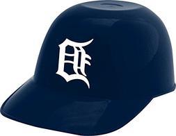 MLB Detroit Tigers Mini Baseball Helmet Snack Bowl, Blue, 8