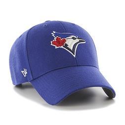 '47 MLB Toronto Blue Jays MVP Adjustable Hat, One Size