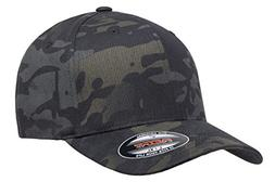 Flexfit Multicam Camo 6 Panel Baseball Cap Officially Licens
