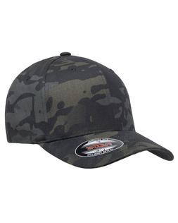 Flexfit MultiCam Military Army Camo 6 Panel Baseball Fitted