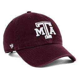 NCAA Texas A&M Aggies '47 Brand Clean Up Adjustable Hat, Dar