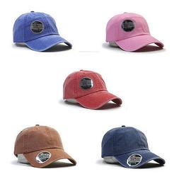 New Vintage Year Blank Dad Hat Cotton Adjustable Baseball Ca