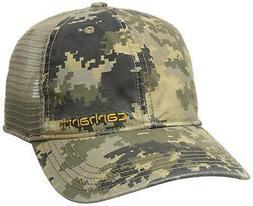 New CARHARTT Brandt  Mesh Back Trucker Baseball Hat/Cap 1011