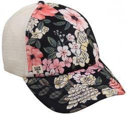 New Billabong Heritage Mashup Women's Hat Sunburnt Floral Tr