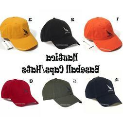 NAUTICA NEW MEN'S NS83 BASEBALL SPORT CAP/HAT CASUAL OUTDOOR