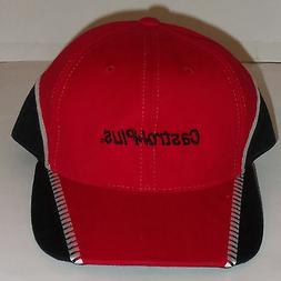 NEW!  MENS Castrol Plus RED NOVELTY BASEBALL CAP / HAT