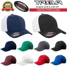 NEW Original Flexfit Adult Baseball Fitted Hat Ultrafibre an