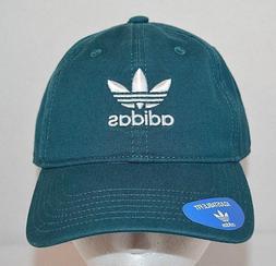 New Adidas Originals Relaxed Strapback Teal Green Baseball C