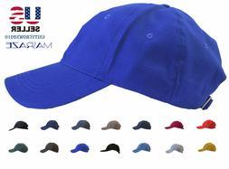 Masraze New Plain Solid Cotton Baseball Ball Cap Men/Women H