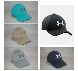 New Under Armour UA Blitzing II Stretch Fit Hat#1254123 3D E
