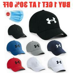 New Under Armour Strapback Golf Baseball Cap Embroidered Uni