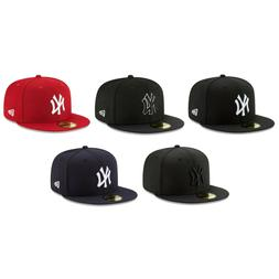 New York Yankees NYY MLB Authentic New Era 59FIFTY Fitted Ca
