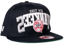 New York Yankees Solid Navy Blue & White NY 9Fifty New Era S