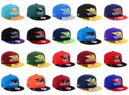 New Era NFL Authentic 9Fifty Mens Snapback Logo Stacker Base