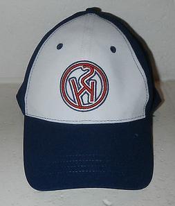 NWOT Sky Ranch Camp Logo FlexFit S/M Baseball Hat Cap