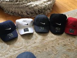 NWT Nike Boys Kids Cap Baseball Hat Child One Size Cotton Bl