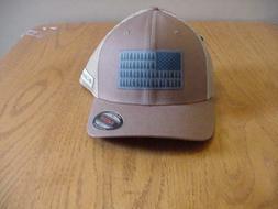 NWT MEN'S COLUMBIA L/XL ORIGINAL FLEXFIT HAT BASEBALL CAP