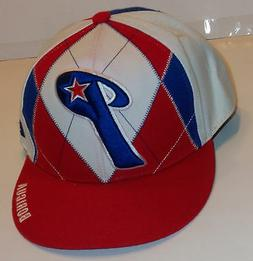 NWT MENS BORICUA NOVELTY BASEBALL CAP / HAT  SIZE L - 7 1/2
