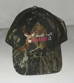 NWT WOMENS Breast Cancer Awareness MOSSY OAK CAMOUFLAGE NOVE