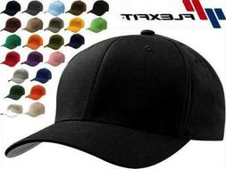Original Flexfit Fitted Baseball Hat 5001 Twill Cap Blank Fl