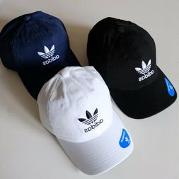 adidas Originals Relaxed Trefoil Logo Cap Strap-back Basebal