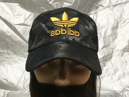ADIDAS Originals Strapback Trefoil Black Camouflage Baseball