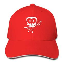 Owl Fair Wear Organic Printed Sandwich Baseball Cap for Unis