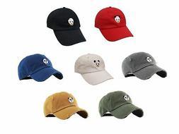Panda Dad Hat Baseball Unconstructed Adjustable Cap - KBETHO