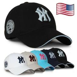 Pink NY New York Yankees Hats Caps Mens Womens Baseball Caps