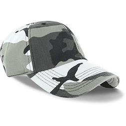 Plain 100% Cotton Hat Men Women Adjustable Baseball Cap