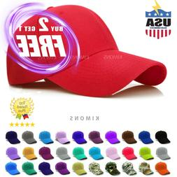 plain solid baseball cap blank color army