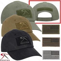 Rip Stop Operator Tactical Cap - Military Style Baseball Hat