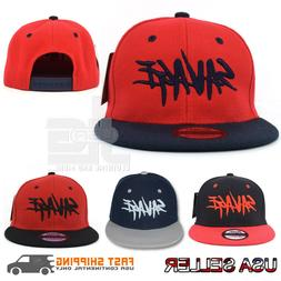 Savage 3D Boys Embroidered Junior Snapback Kids Adjustable b
