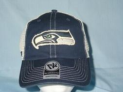 SEATTLE SEAHAWKS mesh Adjustable Clean Up style CAP/HAT '47