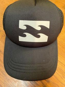 Billabong Skateboarding Men's Baseball/truckers Cap Or Hat