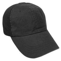 Condor Tactical Team Mesh Cap - Black - TCTM-002