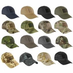 Condor TC Tactical Cap Military Operator Swat Team Hat Speci
