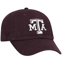 Elite Fan Shop Texas A&M Aggies Hat Icon Maroon - Adjustable