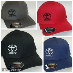 TOYOTA FLEXFIT Baseball Hat Cap Flexfit Style 6277