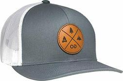 trucker hat go outdoors