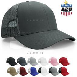 trucker hat mesh baseball cap snapback adjustable
