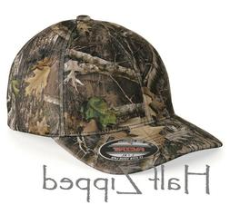 Flexfit TrueTimber Camo Cap 6988 Fitted Baseball Hat S/M or