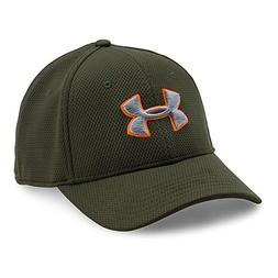 Under Armour UA Blitzing II Stretch Fit M/L Rifle Green