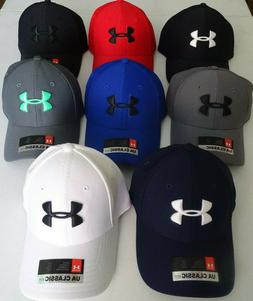 Under Armour Men's Blitzing 3.0 Fitted Hat Cap NWT!!!2020