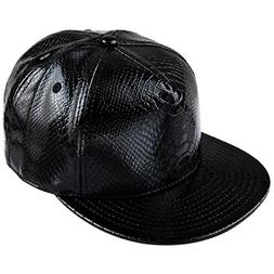 Samtree Unisex Snapback Hats,Adjustable Hip Hop Flat Brim Ba