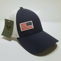 Rapid Dominance USA American Flag Hat Embroidered and Fitted