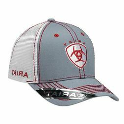 western mens hat baseball cap mesh center