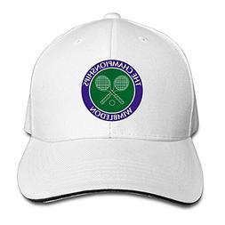 HIITOOP Wimbledon Tennis Championships Baseball Cap Hip-Hop