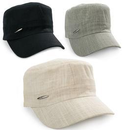 Women Sport Military Hat Cap Summer Holiday Army BASEBALL Si