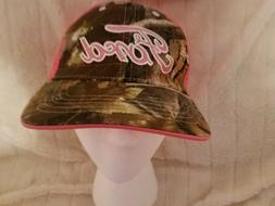 WOMENS Ford REALTREE APG BRIGHT PINK with CAMOUFLAGE NOVELTY